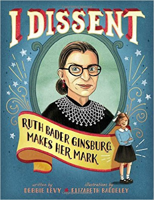 I Dissent: Ruth Bader Ginsburg Makes Her Mark PDF