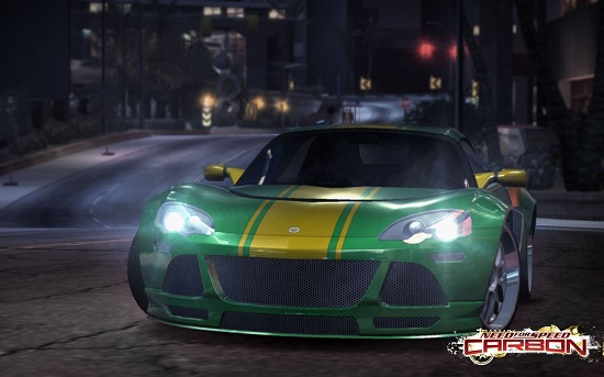 Need For Speed Carbon Collectors Edition PC Game
