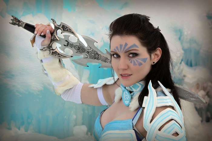 Guild Wars 2 The Norn Cosplay