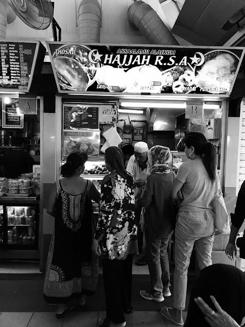 Hajjah R.S.A., Tanglin Halt Market