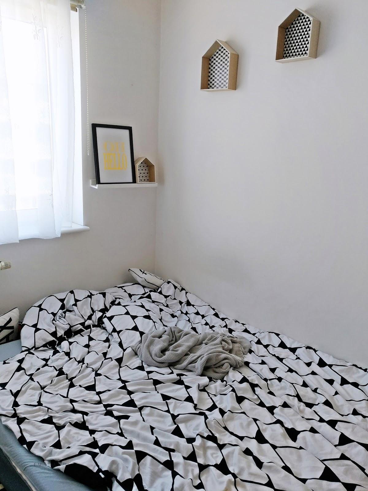 aranżacje wnętrz, babajedzie, babamadom, design, DIY, doityourself, featured, kampania baby, magnat, majsterkowanie, metamorfozy, pokój, sypialnia, śnieżka, wnętrza, zrób to sam, malowanie,