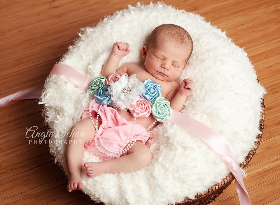 San ramon california newborn photographer sweet baby a