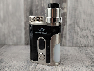 Are You Fast Enough? | Eleaf Pico Squeeze 2 Squonk Kit Limited Time Offer