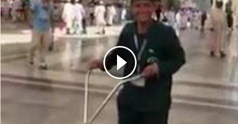 VIDEO: Pemuda Asal Indonesia Ini Mengaku Bahagia Bisa Tinggal Dan Bekerja Di Masjid Nabawi