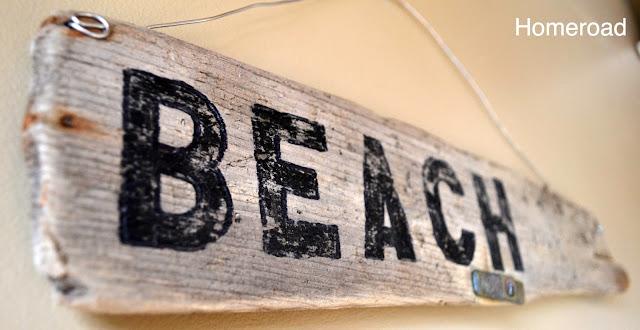 Treasured Nautical Signs