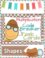 https://www.teacherspayteachers.com/Product/Multiplication-Code-Breaker-Task-Cards-with-Shapes-2873295