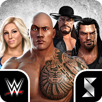 WWE Champions 3.5.0 Mod (One Hit, No Cost kill)