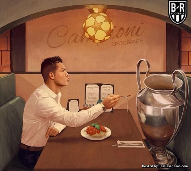 Berbaloikah Perpindahan €100 Juta Ronaldo Ke Juventus?