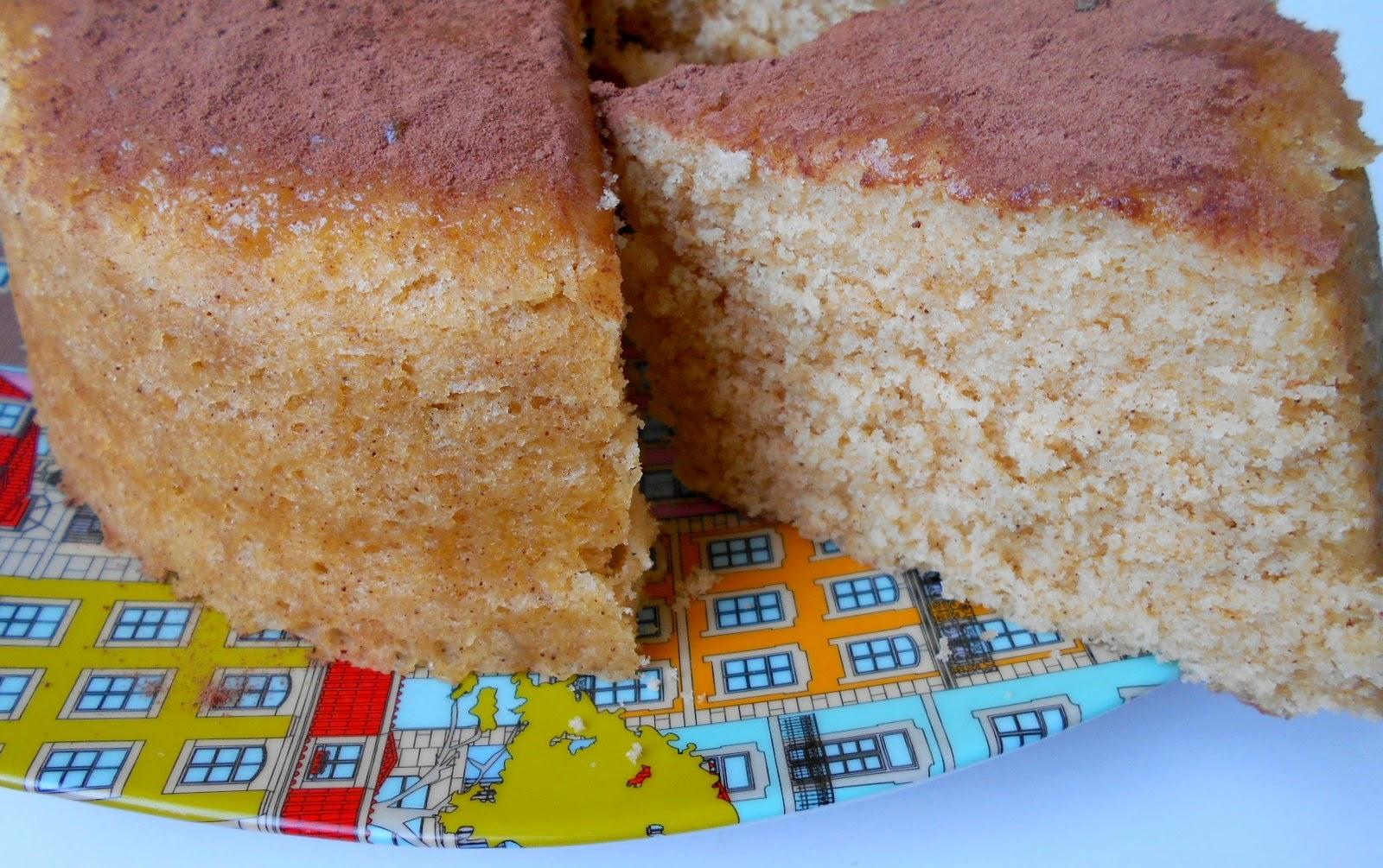 Patty 39 s cake for Tiempo bizcocho yogur