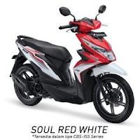 Sepeda Motor BeAT 5