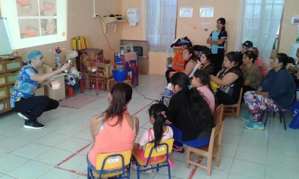 As surgen apoderados de junji aprenden a c mo cuidar for Postulacion jardin junji 2016