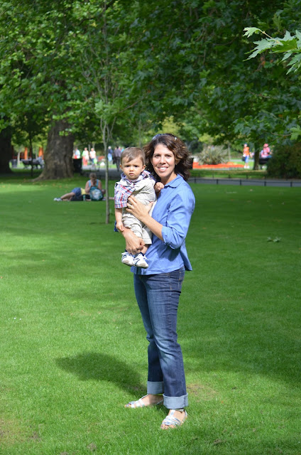Traveling with a baby - Dublin, Ireland, part 1 | Trilingual Mama