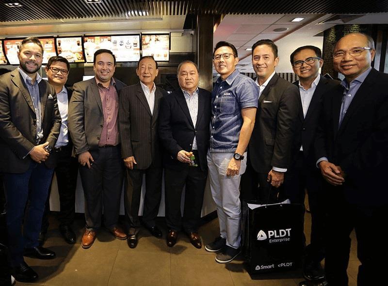 McDonald's Partner with PLDT Alpha for Cashless Payment thru PayMaya