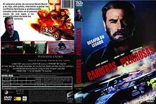 Trading Paint - Carreras Peligrosas - Cover - DVD