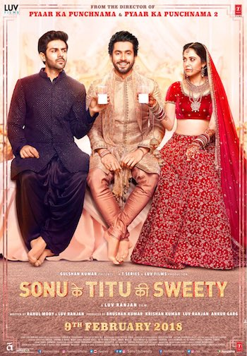 Sonu Ke Titu Ki Sweety 2018 pDVDRip Hindi 700MB