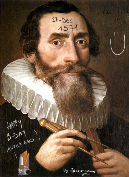 Happy b-day Kepler!_by sciencemug