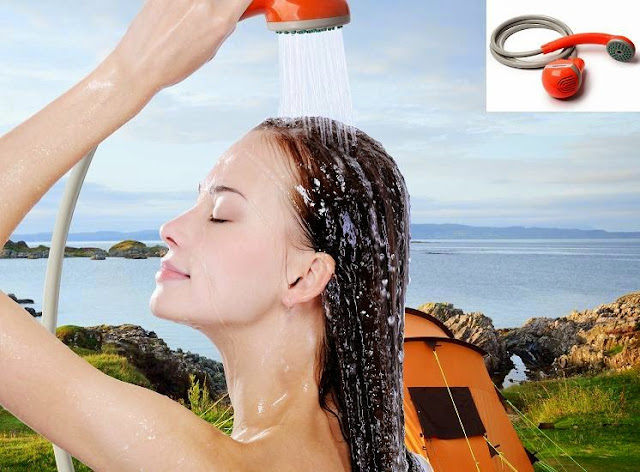 Awesome and Coolest Portable Showers (15) 4