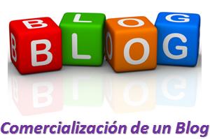 Comercialización de un Blog
