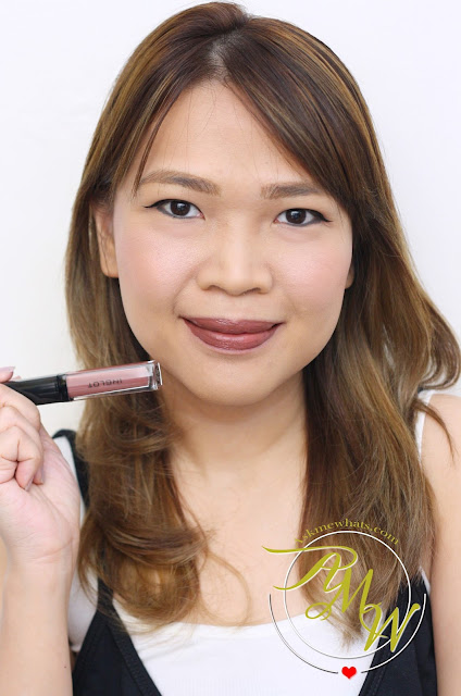 a photo of Inglot What A Spice Collection HD Lip Tint Matte_Askmewhats