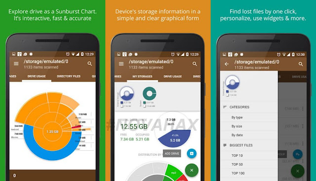 Disk & Storage Analyzer PRO Apk Downlaod