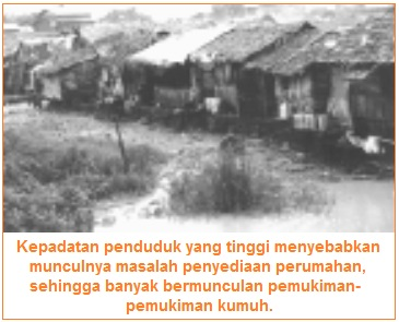 Permasalahan Kuantitas Penduduk dan Dampaknya dalam Pembangunan