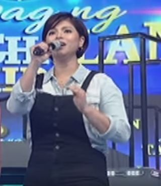 What Angel Locsin Did At Tawag Ng Tanghalan Will Make You Fall In Love With Her More!