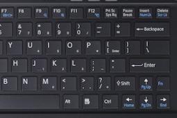 fungsi shortcut pada keyboard