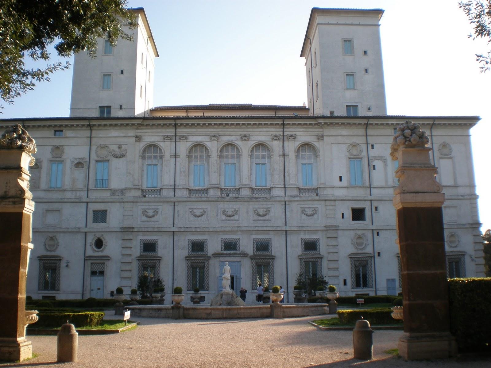 Casino nobile villa borghese