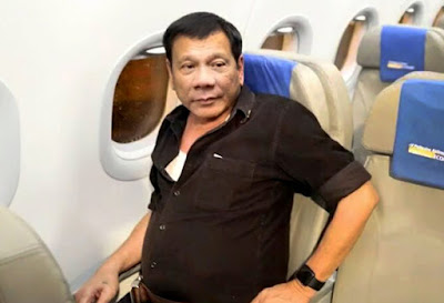 Change is in the Air: Philippine President Flies Economy