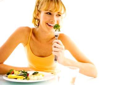 eat slowly