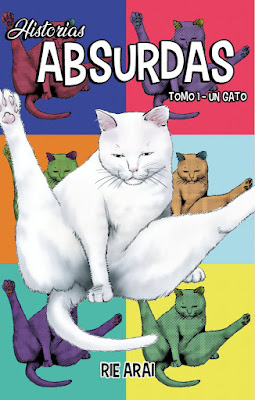 Manga: Nuevas licencias de Fandogamia: S-Master Holic e Historias absurdas