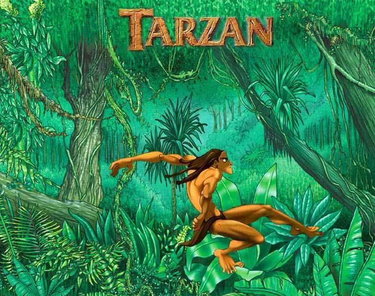 Tarzan 2 Characters 06/28/12