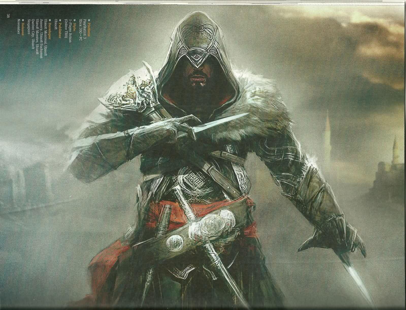 Fay Games Mais Uma Linda Imagem De Assassin S Creed