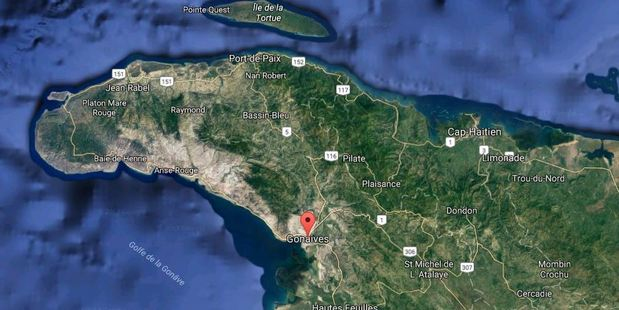 Bus crash into crowd in Haiti kills 38 people, injures 14