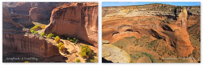 Antelope House Ruins and Mummy Cave at Canyon de Chelly National Monument