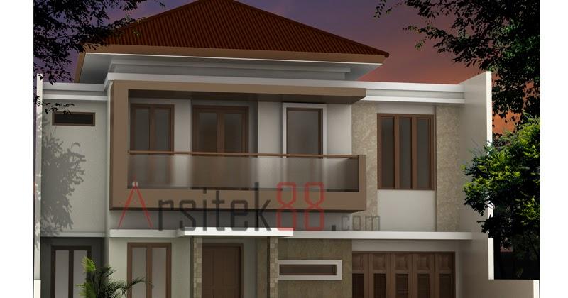 Aksesoris 25 Desain Rumah Minimalis Sederhana 10 X 5 ...