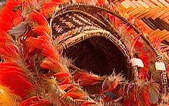 Moldes de Cocar de Índio