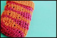 Tejido en ondas a crochet - Ahuyama Crochet