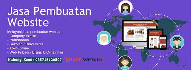 Jasa Pembuatan Website Murah - Buat.Web.id