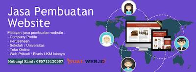 Jasa Pembuatan Website Murah Depok - BUAT.WEB.ID