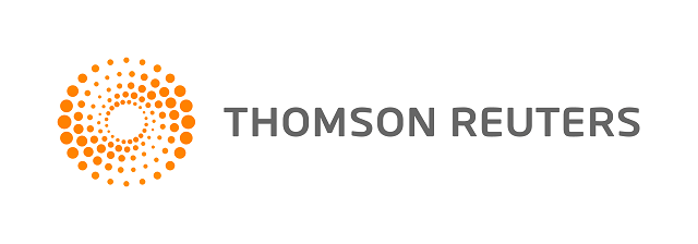 Logo firmy Thomson Reuters