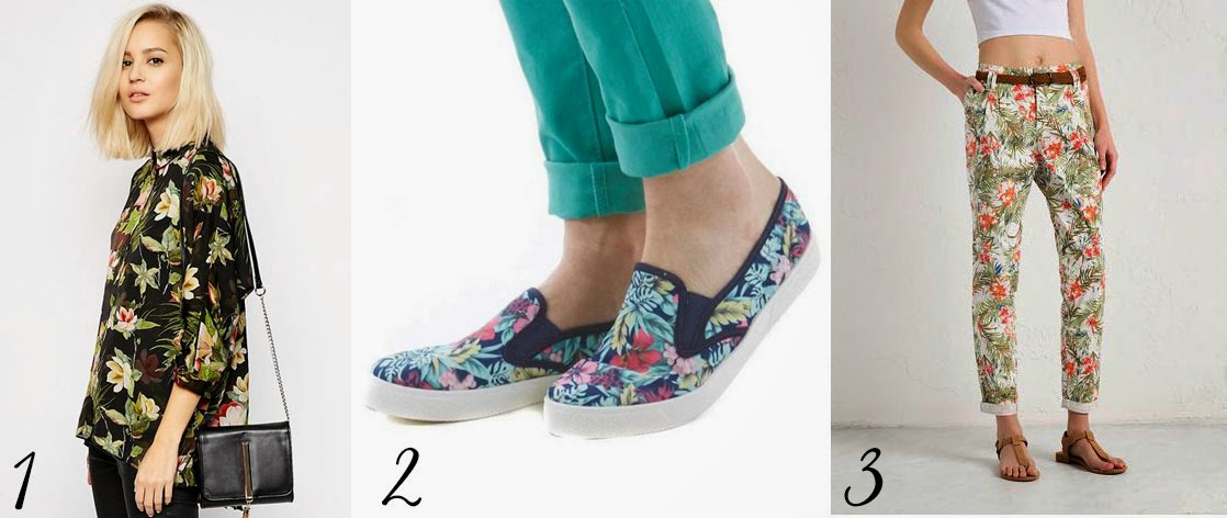 Top/Flop Tendances Printemps/Été 2015 tropical
