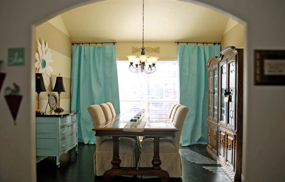 no sew window treatments classroom painted drop cloth window panels should be mopping the floor 12 nosew treatments