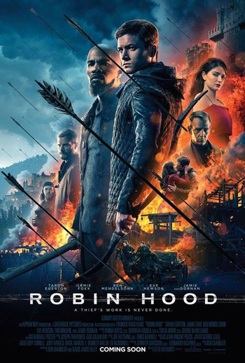 Robin Hood 2018 Full English Movie Download Clean HDCam 720p