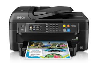 Epson WorkForce WF-2660 Printer Driver Download