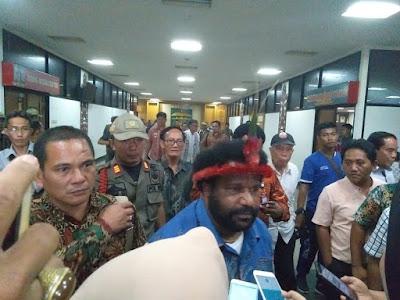 Pemprov Lampung dan Stafsus Presiden Bahas Penyerobotan Tanah Warga Oleh SGC