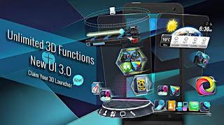 تحميل لانشر في غاية الروعةNext Launcher 3D Shell v3.7.1.1