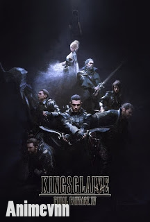 Kingsglaive: Final Fantasy XV -  2016 Poster