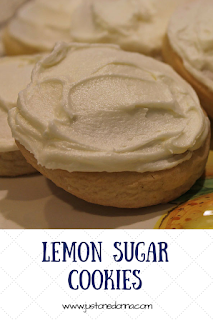 Delicious Lemon Sugar Cookies