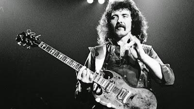 Ο κιθαρίστας των Black Sabbath, Tony Iommi